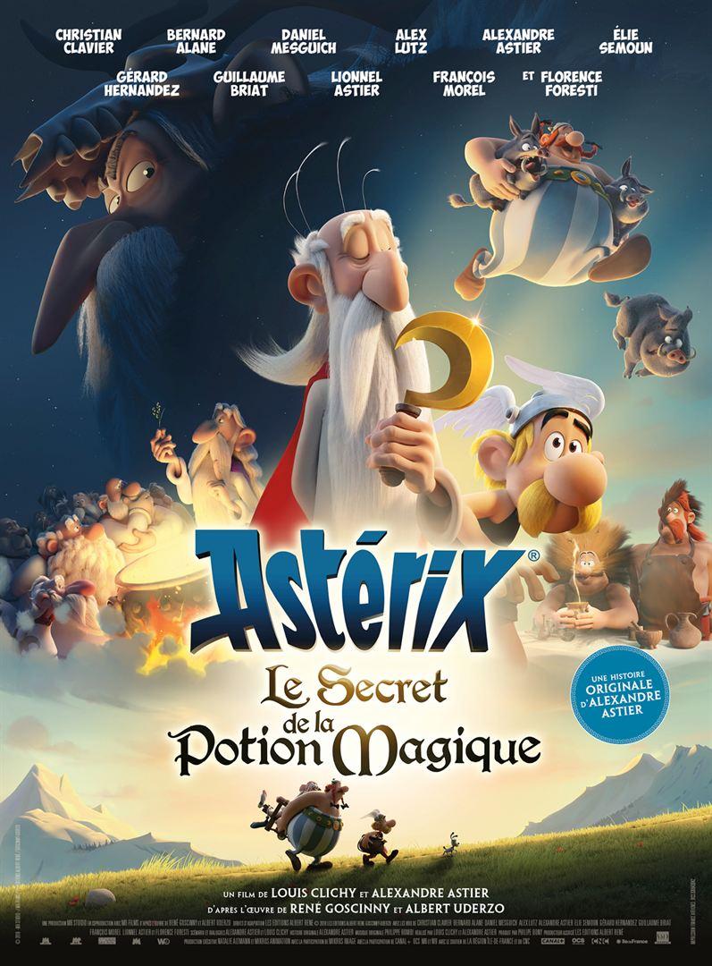 Astérix : Le Secret de la Potion Magique [M6 - 2018] 17930110