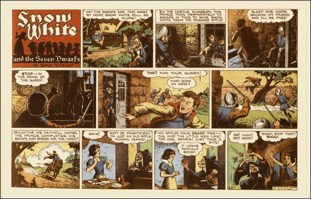 Blanche Neige et les Sept Nains [Walt Disney - 1937] - Page 37 17snow10