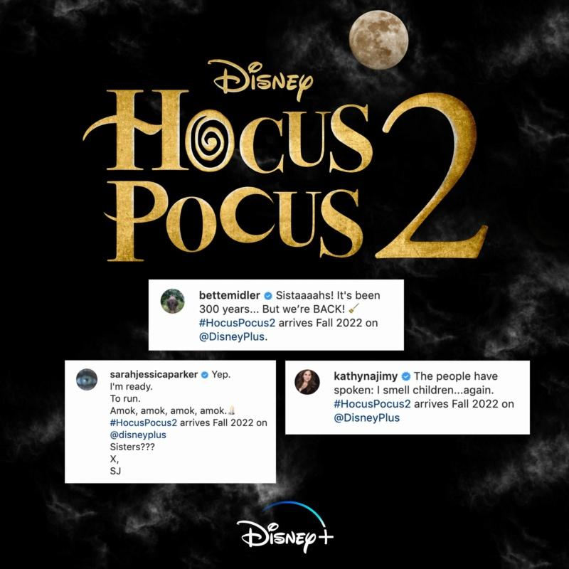 Hocus Pocus 2 [Disney - 202?] - Page 3 18655811