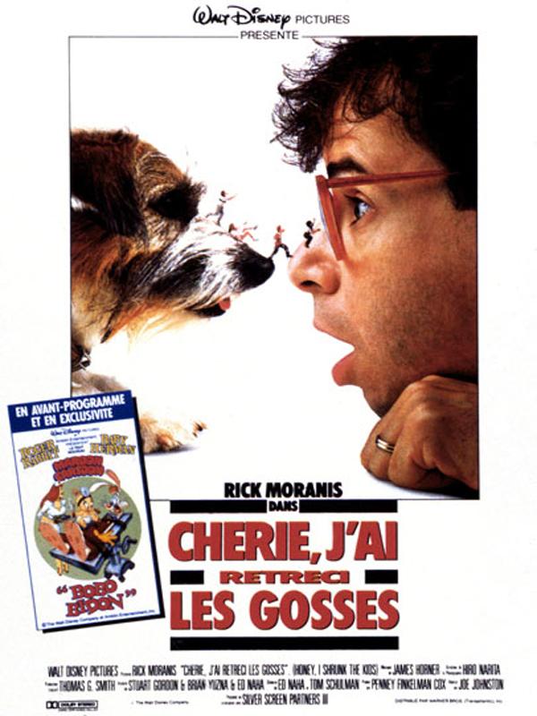 Chérie, J'ai Rétréci les Gosses [Disney - 1989] 19631810