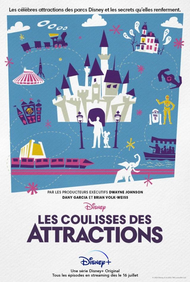 Les Coulisses des Attractions [Disney - 2021] 19898310