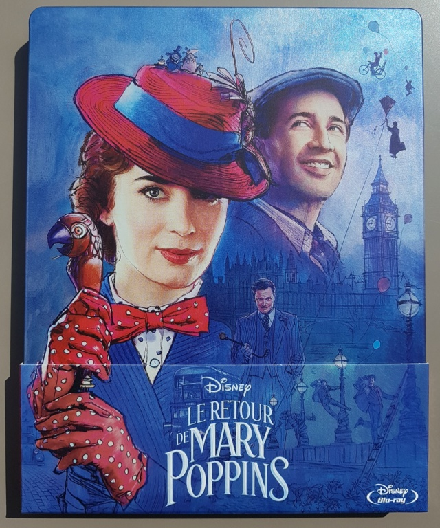 Le Retour de Mary Poppins [Disney - 2018] - Page 19 20190413