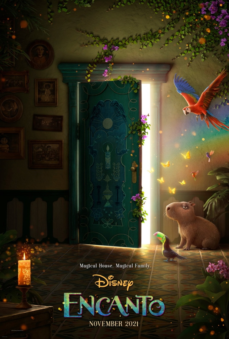 Encanto - La Fantastique Famille Madrigal [Walt Disney - 2021] - Page 3 21322910