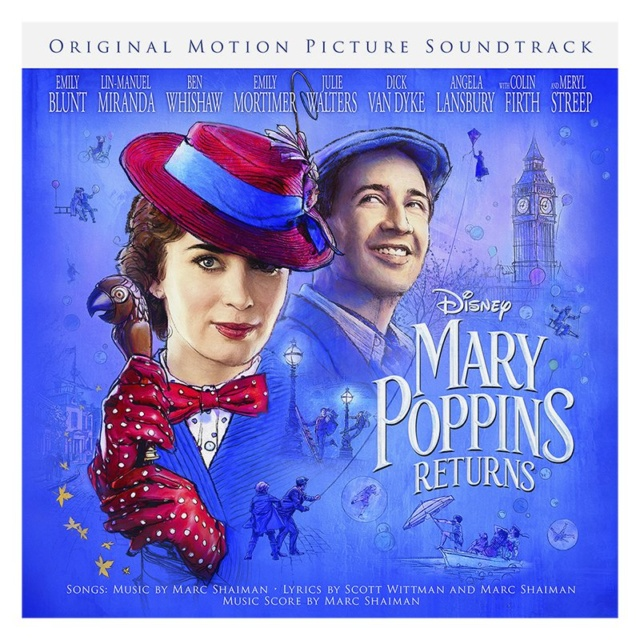 Le Retour de Mary Poppins [Disney - 2018] - Page 20 422aea11