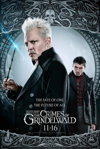 [Warner] Les Animaux Fantastiques : Les Crimes de Grindelwald (2018) - Page 3 43510910