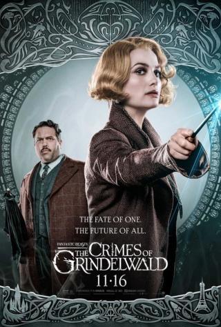 [Warner] Les Animaux Fantastiques : Les Crimes de Grindelwald (2018) - Page 3 43538311