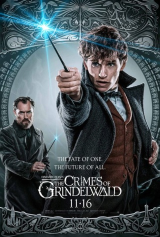 [Warner] Les Animaux Fantastiques : Les Crimes de Grindelwald (2018) - Page 3 43626111