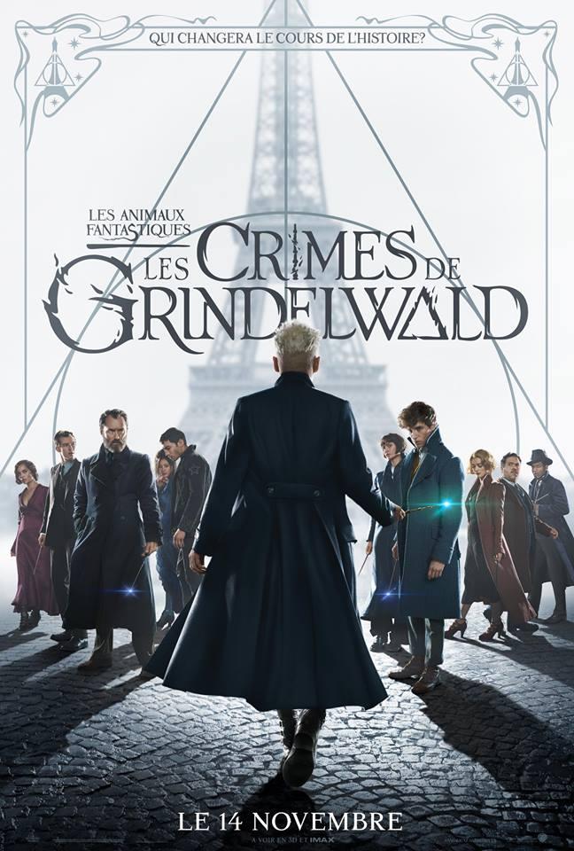 [Warner] Les Animaux Fantastiques : Les Crimes de Grindelwald (2018) - Page 3 43669110