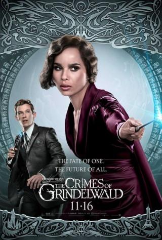 [Warner] Les Animaux Fantastiques : Les Crimes de Grindelwald (2018) - Page 3 43675310