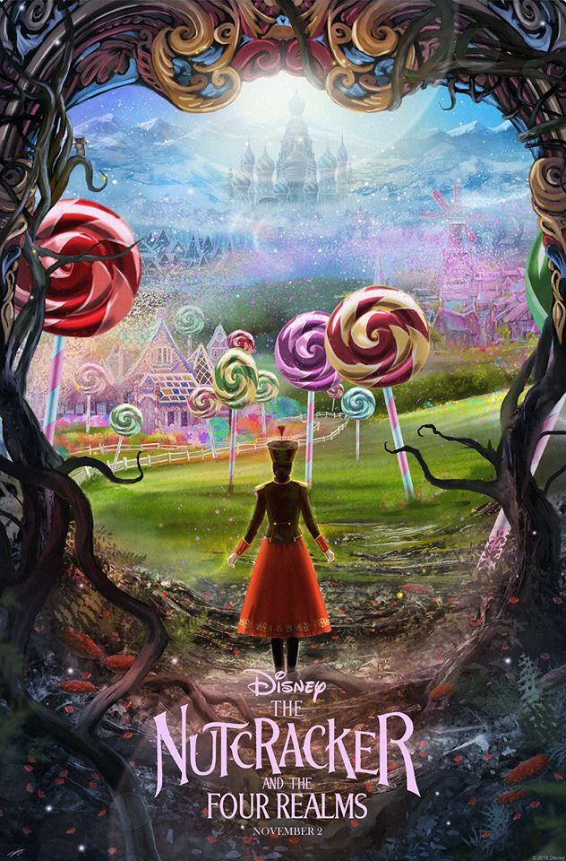 Casse-Noisette et les Quatre Royaumes [Disney - 2018] - Page 8 43709411