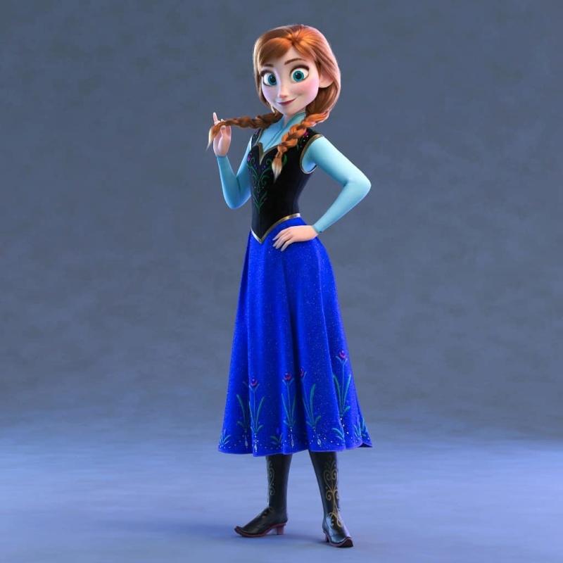"""Les Princesses Disney """"Version Ralph 2.0"""" : Vos préférées ? 46848610"""