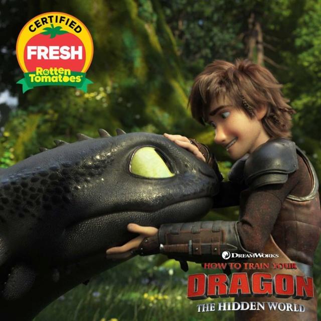 [DreamWorks] Dragons 3 : Le Monde Caché (6 février 2019)  - Page 8 52605811