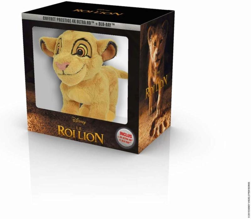 Le Roi Lion [Disney - 2019] - Page 35 61ljl410