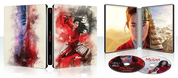 Mulan [Disney - 2020] - Page 2 64037610