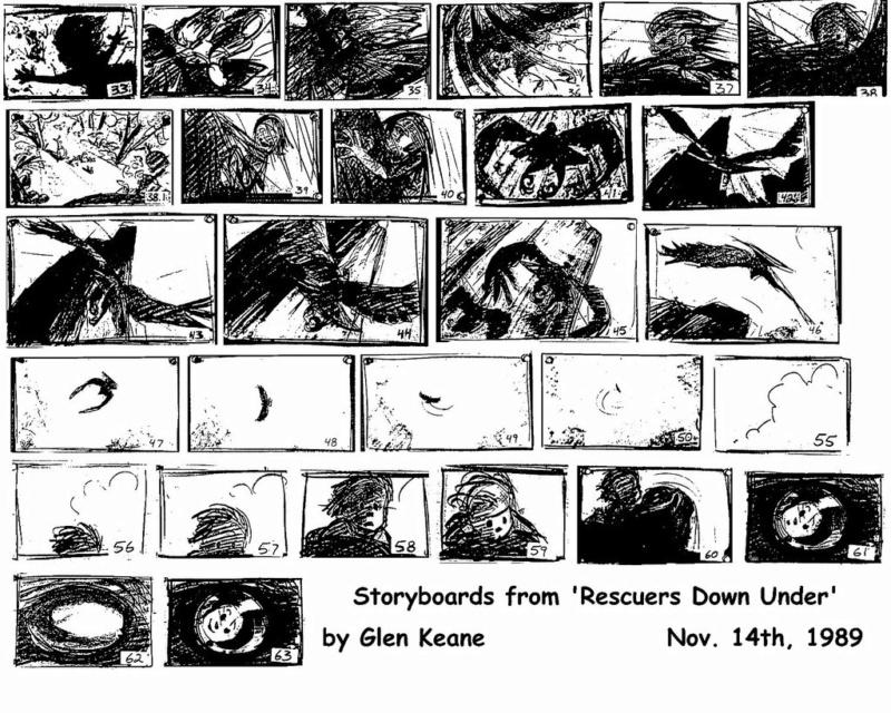 Bernard et Bianca au Pays des Kangourous [Walt Disney - 1990] - Page 3 78063010
