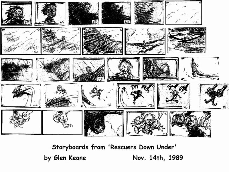 Bernard et Bianca au Pays des Kangourous [Walt Disney - 1990] - Page 3 78063011