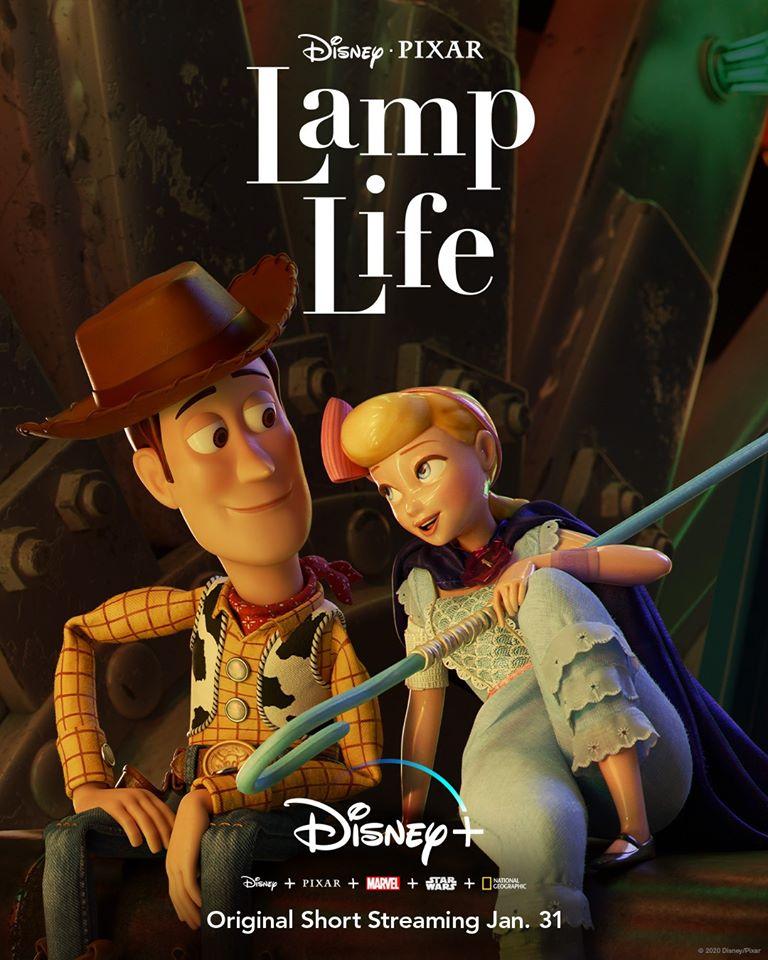 La Vie en Lumière [Pixar - 2020]  83300110