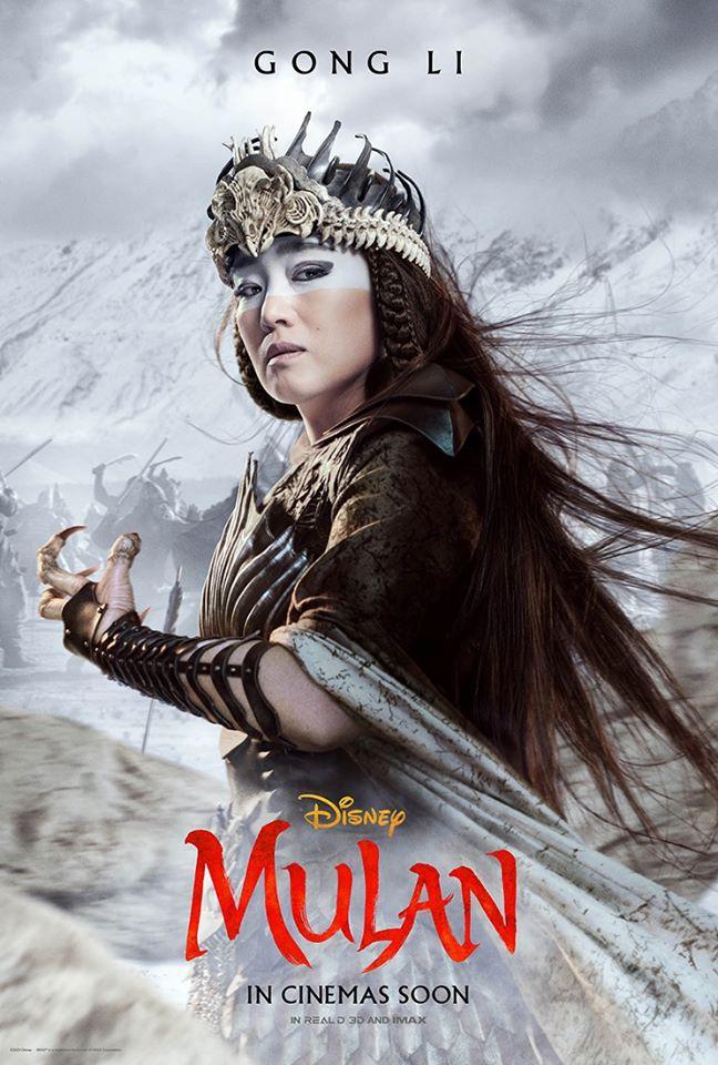 Mulan [Disney - 2020] - Page 16 86699410