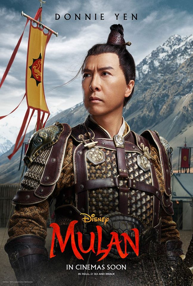 Mulan [Disney - 2020] - Page 16 86726310