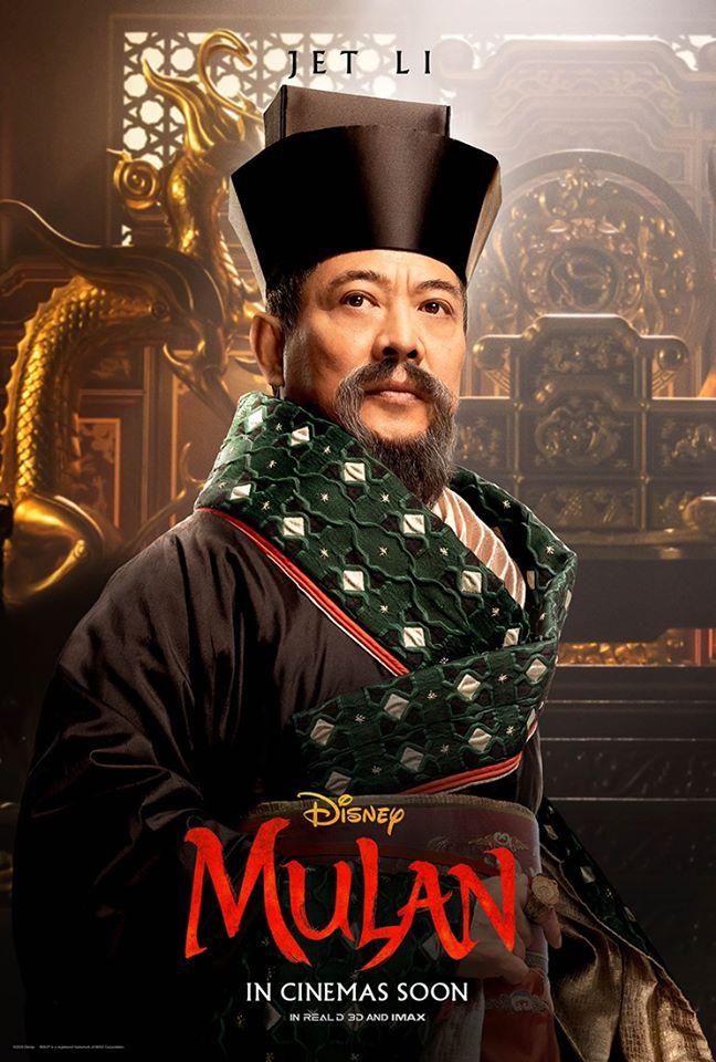 Mulan [Disney - 2020] - Page 16 87022110