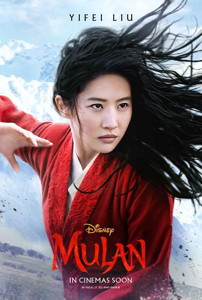 Mulan [Disney - 2020] - Page 16 87302210