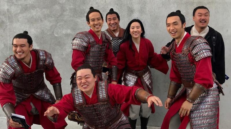 yifei_cc - Mulan [Disney - 2020] - Page 19 91201410