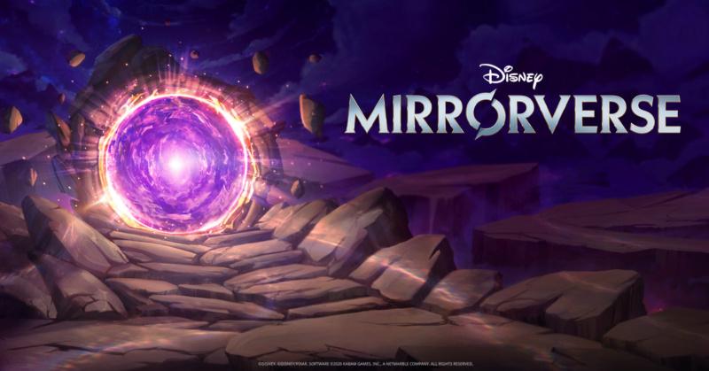 Disney Mirrorverse [Kabam - 2021] 91571210