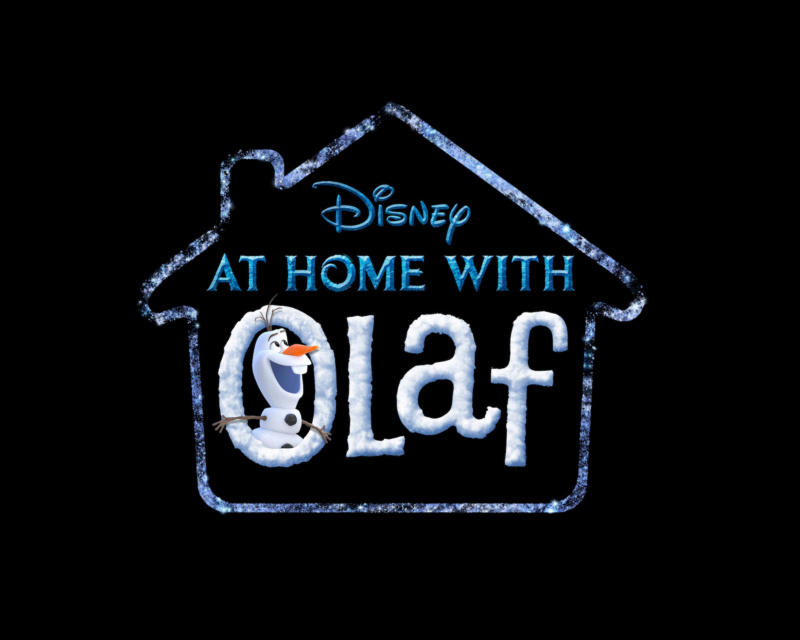 At Home With Olaf [Cartoons Walt Disney - 2020] 92422110