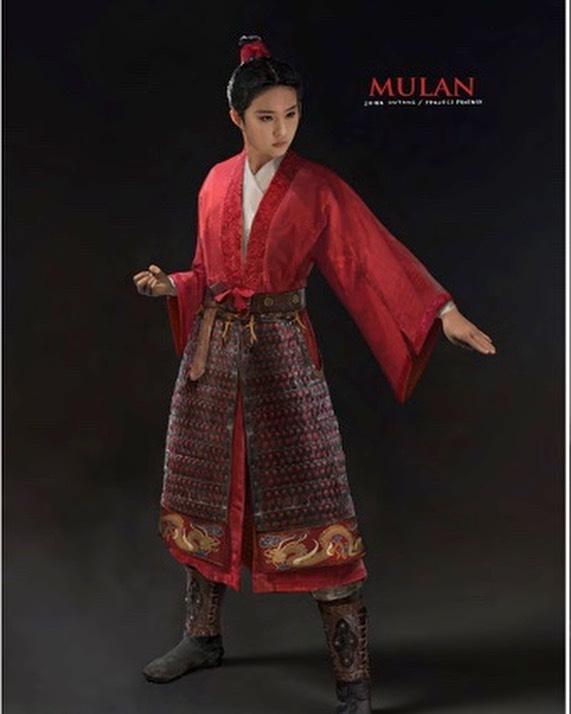 yifei_cc - Mulan [Disney - 2020] - Page 19 95607510
