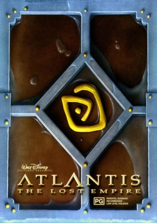 Atlantide, l'Empire Perdu [Walt Disney - 2001] - Page 7 Affich14
