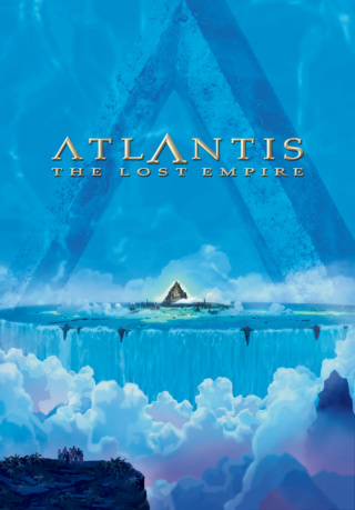 Atlantide, l'Empire Perdu [Walt Disney - 2001] - Page 7 Affich15