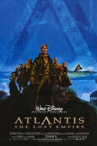 Atlantide, l'Empire Perdu [Walt Disney - 2001] - Page 7 Affich18