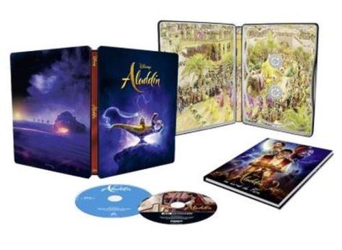 [Débats / BD] Les Blu-ray Disney en Steelbook - Page 14 Aladdi15