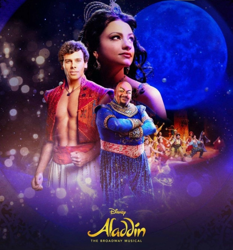 Aladdin : The Broadway Musical [Disney - 2020]  Aladdi16