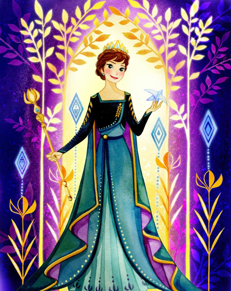 Ultimate Princess Celebration - Histoires et produits dérivés [ShopDisney] Anna110