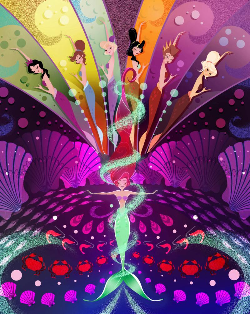 Ultimate Princess Celebration - Histoires et produits dérivés [ShopDisney] Ariel310