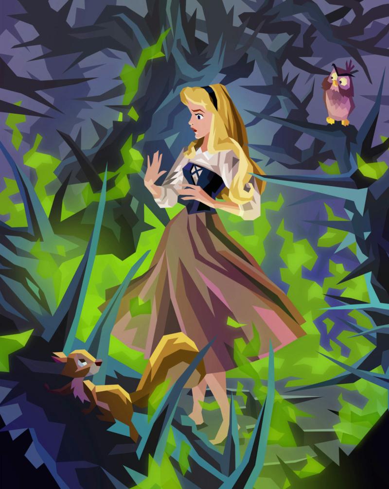 Ultimate Princess Celebration - Histoires et produits dérivés [ShopDisney] Aurore10