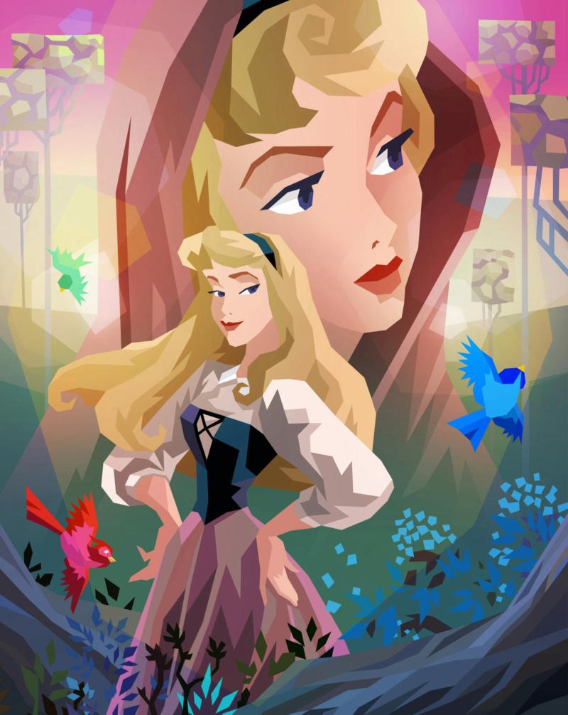 Ultimate Princess Celebration - Histoires et produits dérivés [ShopDisney] Aurore11