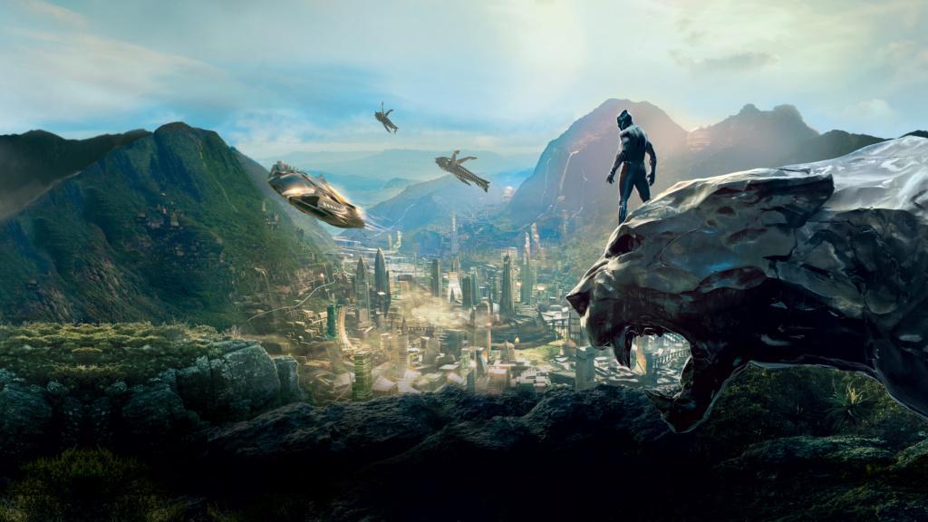 Black Panther Spin-off : Kingdom of Wakanda [Marvel - 202?] Black-11