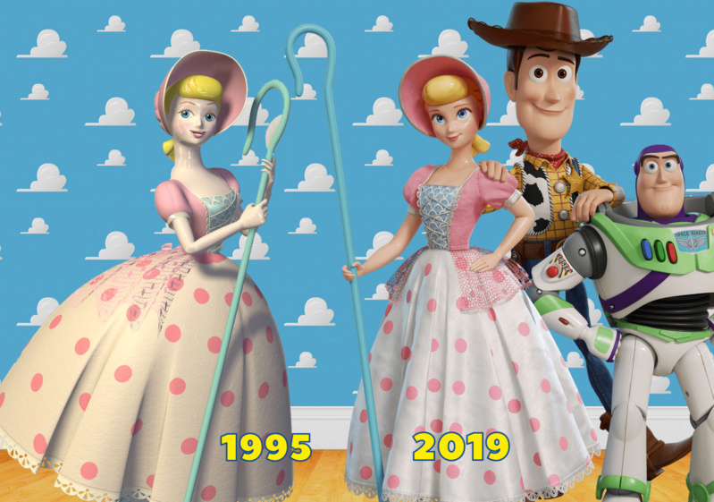 Toy Story 4 [Pixar - 2019] - Page 14 Bobeep11