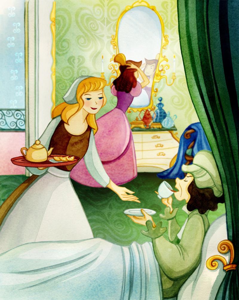 Ultimate Princess Celebration - Histoires et produits dérivés [ShopDisney] Cendri14