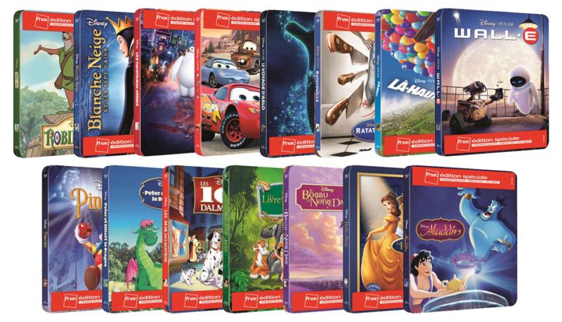 [Débats / BD] Les Blu-ray Disney en Steelbook - Page 14 Collec12