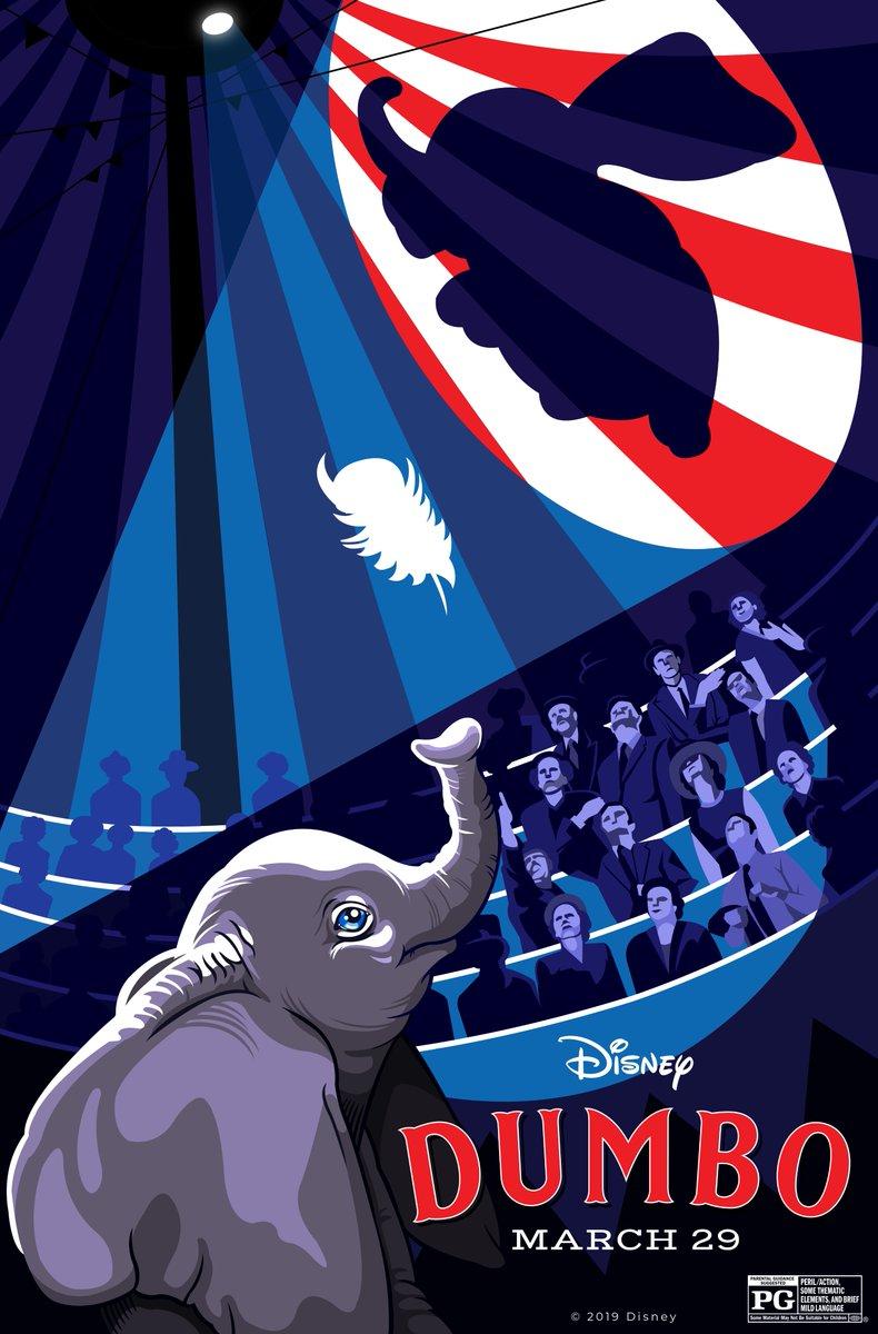 Dumbo [Disney - 2019] - Page 12 D1zs2l10