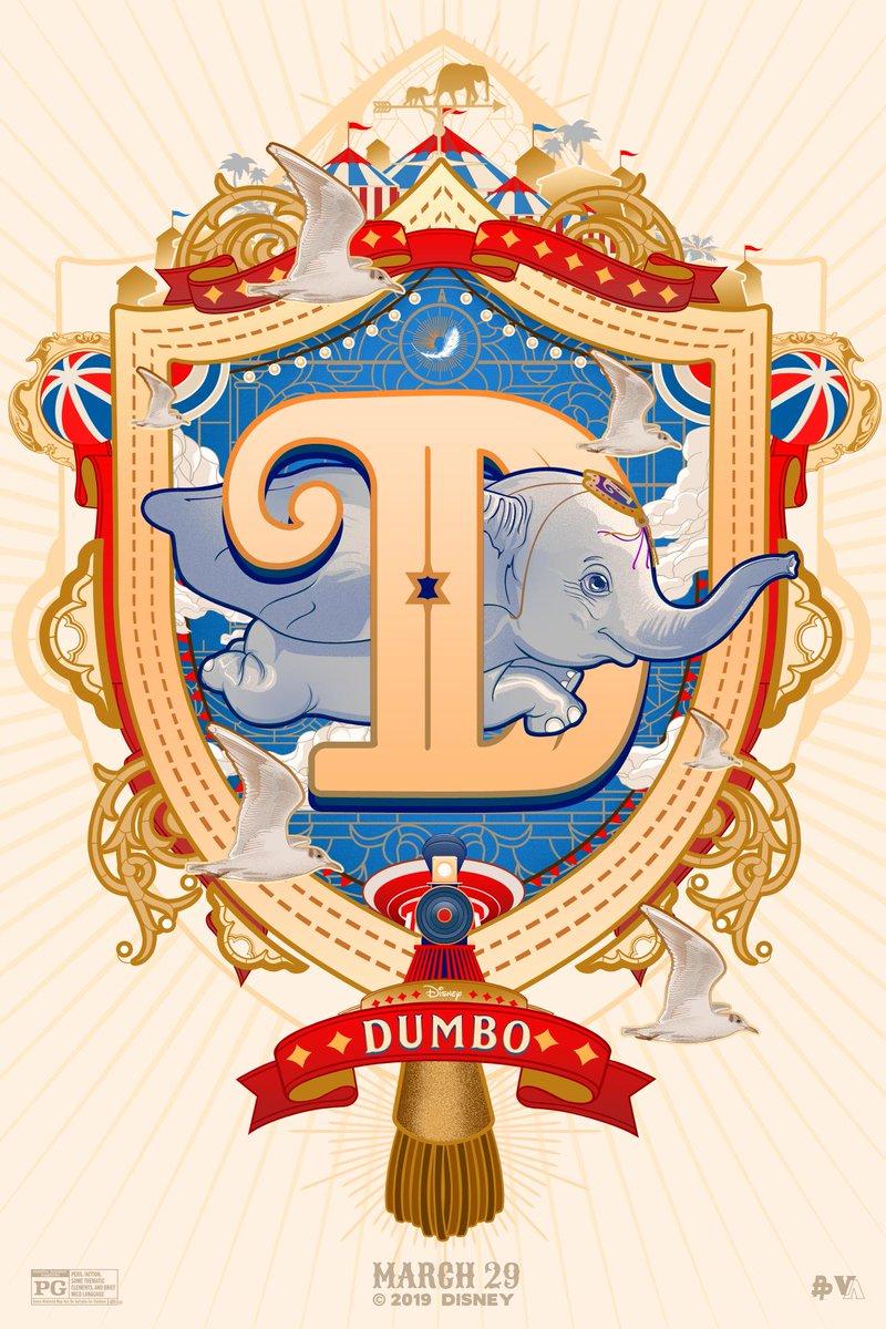 Dumbo [Disney - 2019] - Page 12 D1zsvg10