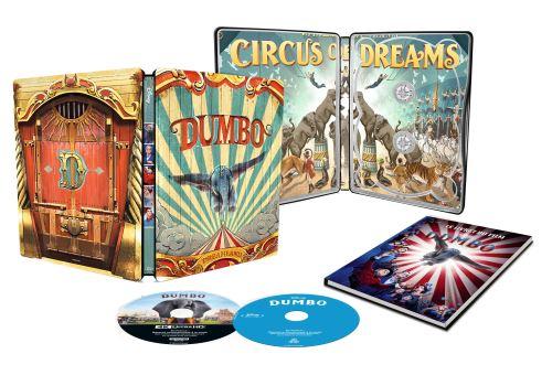 [Débats / BD] Les Blu-ray Disney en Steelbook - Page 12 Dumbo-18