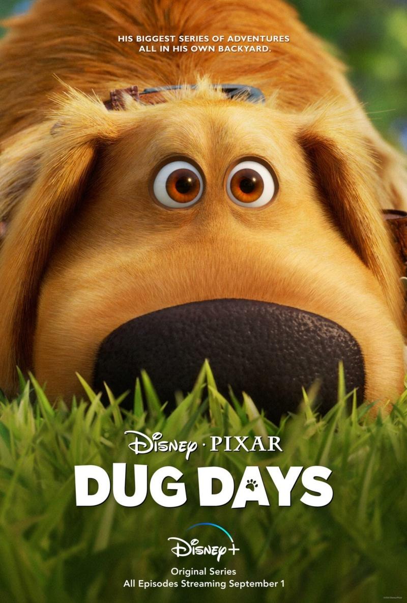 Bienvenue chez Doug [Pixar - 2021]   E9uvxf10