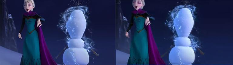 Les Aventures d'Olaf [Disney - 2020] - Page 2 Elsaol10