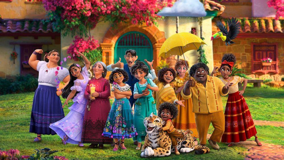 Encanto - La Fantastique Famille Madrigal [Walt Disney - 2021] - Page 5 Encant11