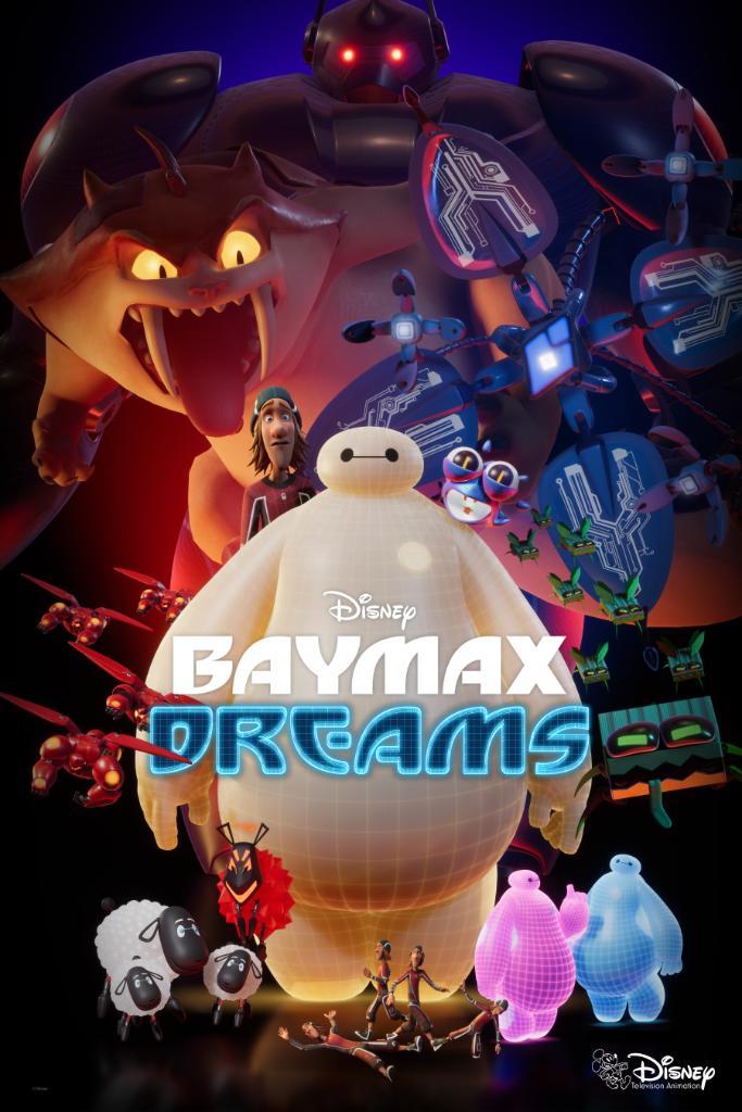 Baymax et les Nouveaux Héros [Disney Television - 2017] - Page 3 Etj8zt10