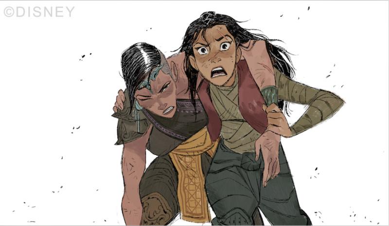 Raya et le Dernier Dragon [Walt Disney - 2021] - Page 18 Ewehtn10